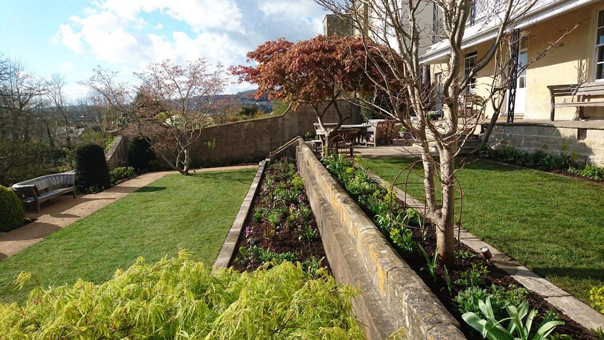 Butter Wakefield - Garden Design