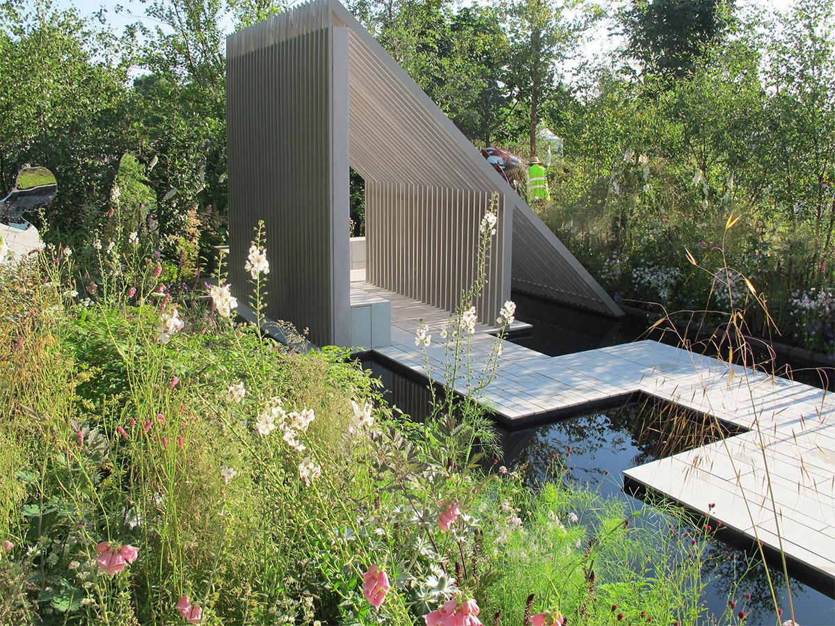 Rebecca Govier - Macmillan Garden